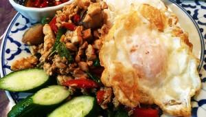 タイ人の女将さんが作るタイ料理の裏メニュー『プリック』に行く!ホリエモングルメアプリ『テリヤキ』掲載店めぐり旅