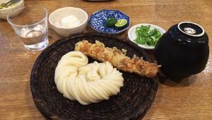 東京でトップクラスのうどん屋『慎』に行く!ホリエモングルメアプリ『テリヤキ』掲載店めぐり旅