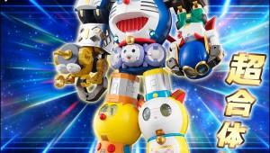 超合金超合体SFロボット「藤子・F・不二雄キャラクターズ」が色々ヤバイと話題に
