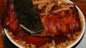 おそらく日本最強のチャーシューメンを食べてみた! 発想のスケールで負けた(笑)