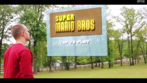 マリオブラザーズの世界をCGを駆使して再現した動画がなんだかワクワクする