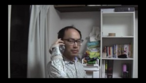 日本一カッコよく着信する男
