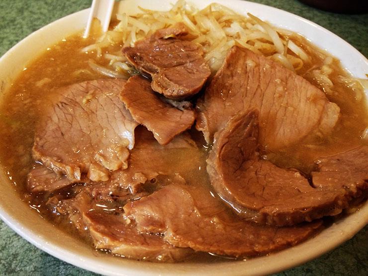ラーメン二郎で「麺なし」を注文してみちゃったwwwwwwwwwうぇwwwwwwww