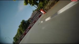 バイクレースの車載カメラ映像が別世界のようで恐ろしすぎる