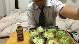 500gの野菜を使用したジュース! だが断る! 500gの野菜を「野菜そのもの」から摂取してみた