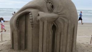ホントに砂? サンドアートのクオリティがヤバ過ぎて目が釘付けになる!