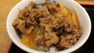 松屋が激レア高級牛丼「プレミアム牛めし」を380円で販売開始! 熟成牛肉を使用したセレブな牛丼