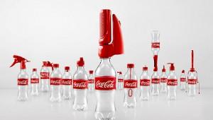 コカコーラ社が環境問題に立ち上がる! 16の別用途ボトルキャップを発明