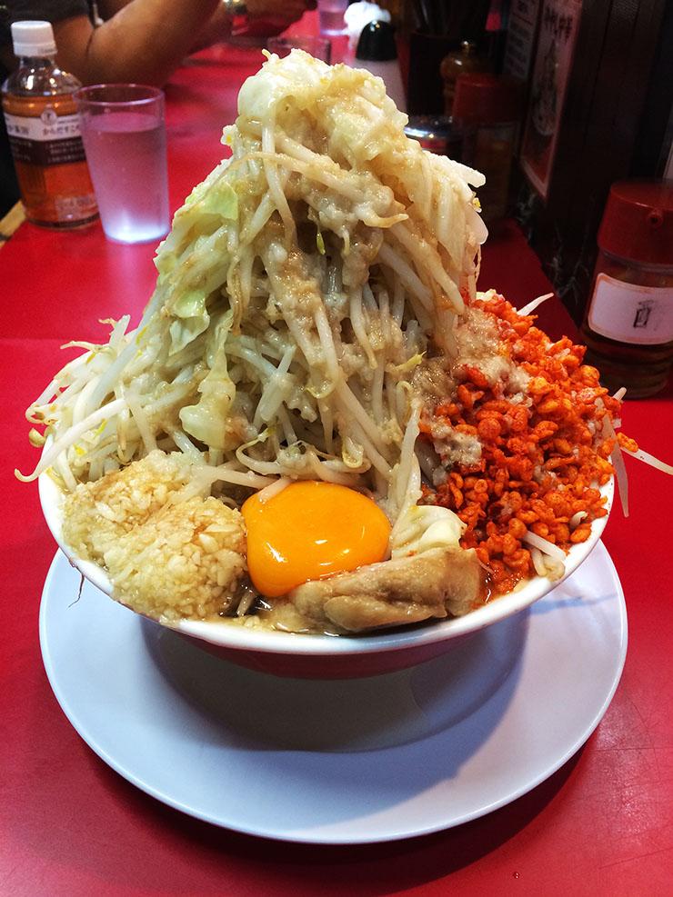 レンタル 二郎 食べる 人