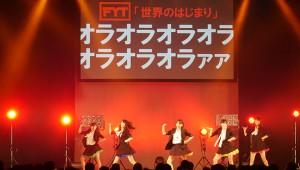 美少女アイドルグループ『FYT』の新曲が「あまりにもジョジョすぎる」と話題!