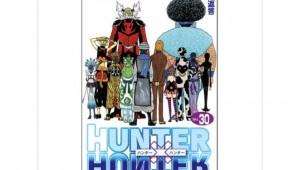 漫画単行本『HUNTERxHUNTER』30巻の表紙が「意味深すぎる」と話題
