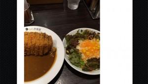 【芸能】有吉弘行がココイチでカレーを食っただけで1000リツイート(笑)