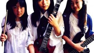 【これはヤバイ】全員が12歳女子のロックバンド誕生! 完全にチビッ子じゃん大丈夫かコレ(笑)!