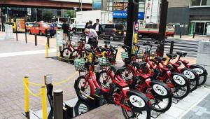 【革命】乗り捨て可能な公共自転車『ちよくる』が便利すぎる!