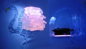 まるでアナ雪の世界! 一度は泊まってみたい幻想的なスウェーデンの氷ホテル