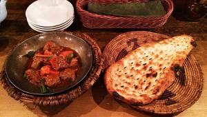 【孤独のグルメ】中野区東中野の羊の鉄鍋とラグマン / キャラヴァンサライ包