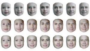 プリンストン大学研究者「平凡な顔は魅力度では劣るが信頼度は高い」
