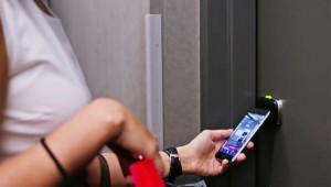スマホがそのままカードキーになる最新鋭システム / 香港の『Wホテル』に導入