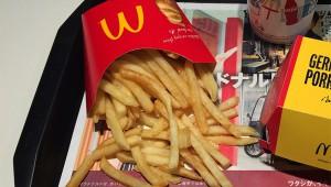 マクドナルド愛好家「マックでいちばん美味しいメニューはマックフライポテト! 異論は認めない」