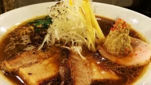 寒ければ寒いほど美味しい『四万十生姜の中華そば』の温もり / 麺や庄の