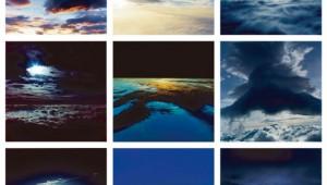まるで宇宙から見た地球! 富士山の山小屋で撮影された夜明けの写真がすごい