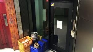 ボッタクリ騒動の居酒屋が店舗に意味深な貼り紙「当店舗におきまして不祥事件が発生いたしました」