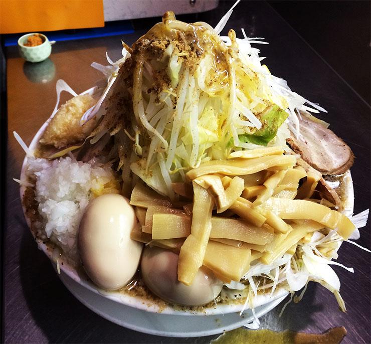 二郎 系 新宿