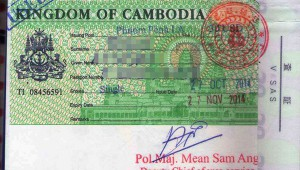 カンボジアのビザ料金が値上げされたのをご存知でしたか?
