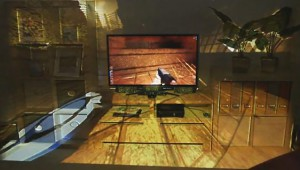 【衝撃】次世代ゲームはテレビを飛び出して映像を表現! 驚愕のディスプレイ
