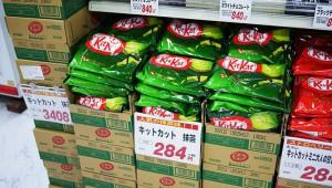 【マジかよ】日本にきた外国人観光客が大絶賛するお土産は『キットカット抹茶味』と判明!
