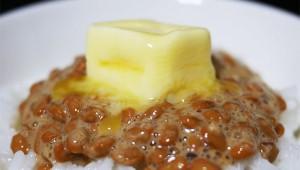 【究極グルメ】納豆にバターをのせて食べると激ウマ! 納豆マニアも絶賛の味