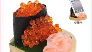【感動】これは欲しい! トーキョーオタクモードが海外向けに売っている「寿司グッズ」が凄すぎ(笑)!