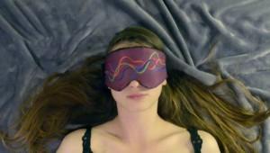 【衝撃】2時間で8時間分の睡眠がとれるアイマスクが凄い!
