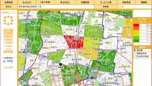 【衝撃】自分が住んでる地区の治安がすぐわかる! 警視庁の事件事故発生状況マップが凄い!