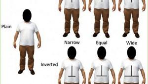 【衝撃的事実】Tと書かれたTシャツを着るだけで男のモテ度が12%UPする事が判明!