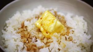 【最強グルメ】ご飯にバターをのせただけの「バターライス」が激ウマ! 毎日食べたいレベル(笑)