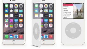 iPhone6をレトロなiPodのように変身させてしまうカバーが大絶賛!!