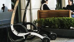 【画期的】まったく新しい発想から生まれた次世代の自転車が誕生! 自転車をゼロから再設計