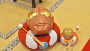 あなたの大切な人形とお別れするイベント開催決定! ウルトラマン木魚で人形供養