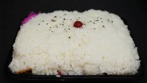 【グルメ】日本最強のデカ盛り弁当がスゴイ! ライスが大盛りすぎてオカズが見えねぇ(笑)!