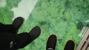 台湾に知られざる絶叫ポイントあり! 台北の「透明な猫空ロープウェイ」に乗ってみよう