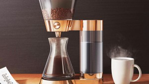 【グルメ】豆挽きもすべて全自動でやるコーヒーマシーンが凄い! 豆が足りないとAmazonに自動で注文(笑)