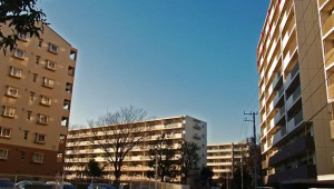 世田谷区内20畳5万4000円! 団地に1~2人くらいで住む事を提案する!