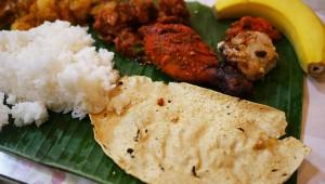 素手でカレーをつかんでガッツリ食べるインドカレーが激ウマ! 南印度ダイニング