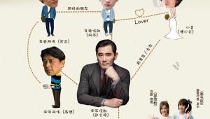 台湾版『孤独のグルメ』に幼児五郎と青年五郎と中年五郎が登場することが判明(笑)! しかもイケメン