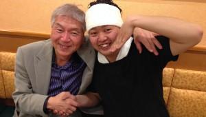 【衝撃】マック赤坂がマクド赤坂として大阪市長選挙に出馬! 公約「大阪市立大学を大阪スマイル大学にする」