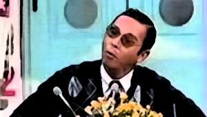 【衝撃動画】フジテレビ生放送中に不審者乱入で放送事故! 伝説的なハプニング