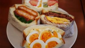 美食家が「間違いない店」と絶賛する店のたまごサンドイッチ / Soho's Bakery 3206