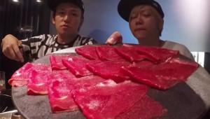 【絶品グルメ】馬肉のしゃぶしゃぶが食べ放題で90分1999円キタァァァァァ!