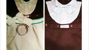 【衝撃】デニーズの女子制服がヤフオクで11万円で落札! しかも本物